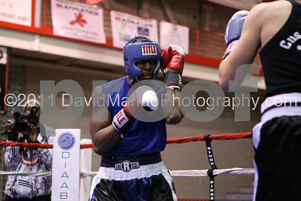 Bout 12 Paul Iya vs Victor Kokonis