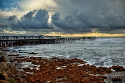 Pacific Beach Pier, CA - January'10