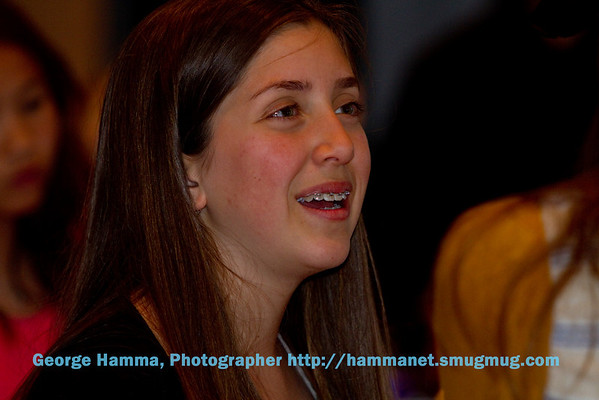 Nadine Swenberg Bat Mitavah 5-15-10