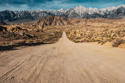 2018 Alabama Hills Trip Report