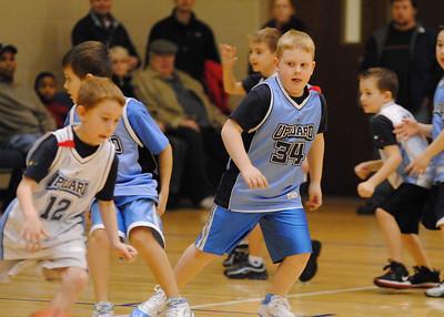 Basketball Jan 29, 2011 10AM game