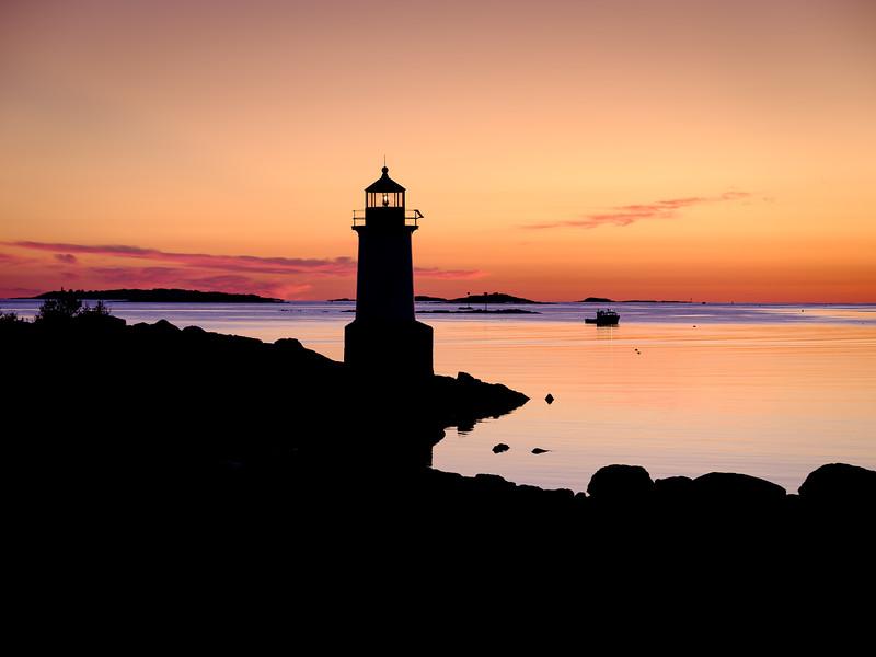 Fort Pickering Light, Winter Island, Salem Mass