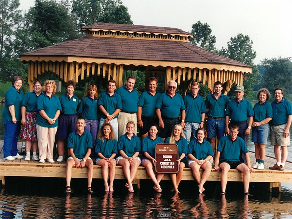 Camp Photos 1994
