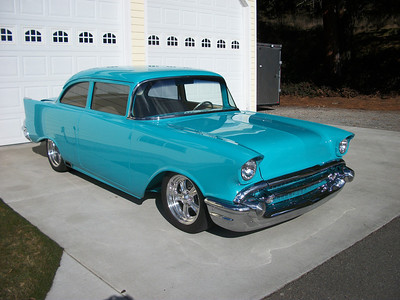 1957 Chevy Custom - SOLD