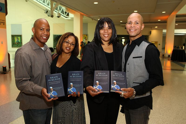 Eso Won Bookstore - Hosts a Evening with The Brain Surgeon Dr. Keith Black