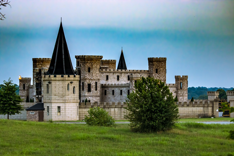 Castle Post, Versailles, KY