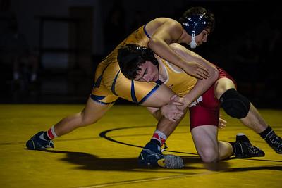 Hood River vs The Dalles High School