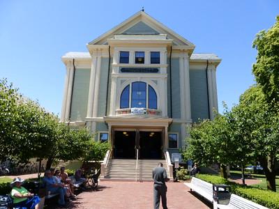 USA: Westport & Provincetown, MA (2014)