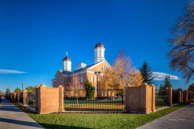 Vernal Utah Temple