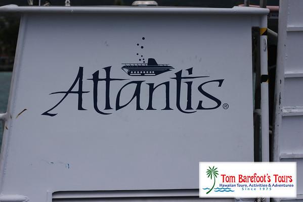 Atlantis Submarine, Kona