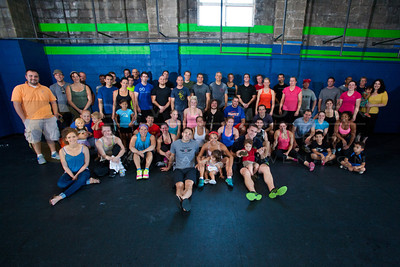 "Crossfit - STP 6-10-12 ""Hope"""