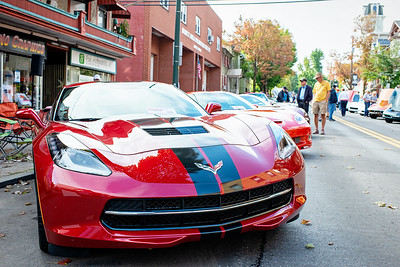 9/21/19 Corvettes on Main Street iHeart Media