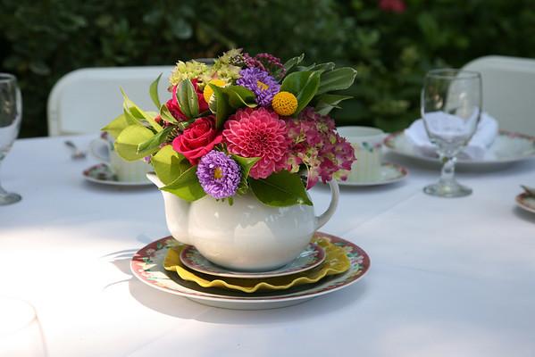 Bridal Tea Party, Meigan