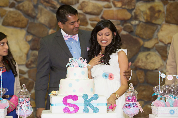 Sandip & Komal Patel Gender Reveal Party