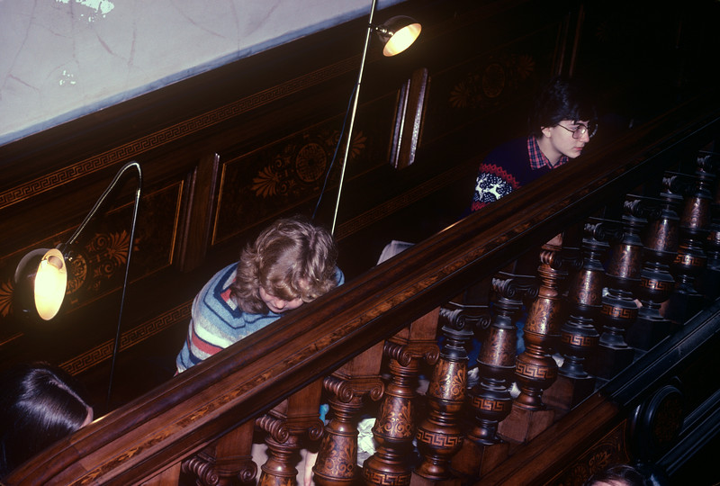 1983-01 Lockwood Mansion Volunteers.jpg