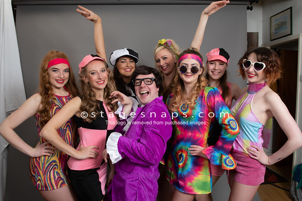 Austin Powers Studio Shoot (2018)