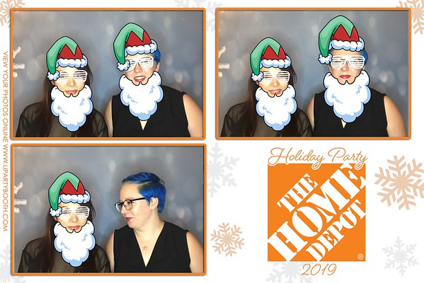 Home Depot Syosset Holiday Party