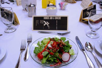 2012 04 04: Duluth East High School Atrium Dinner Concert