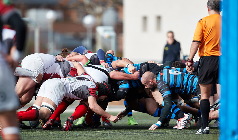14 Jan 2018 I.Industriales v Unión Rugby Almeria