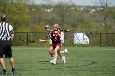 5/9/18: Girls' Varsity Lacrosse v Kent