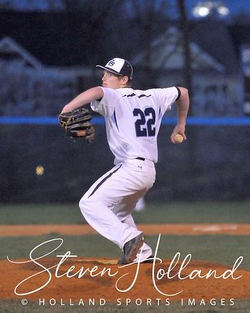 Baseball: Stone Bridge Varsity vs Thomas Jefferson 3.20.2012 (by Steven Holland)