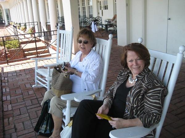 Pinehurst Resort Golf Trip