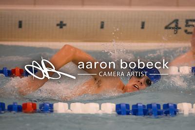 Boys Swimming (January 27, 2016)