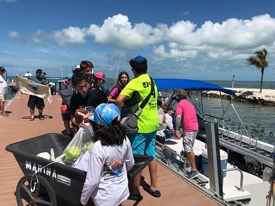 7th Grace Seacamp Trip
