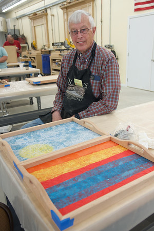 Epoxy Serving Tray with Mark Hedin