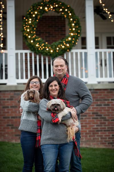 Jason and Maria's Family Winter 2020