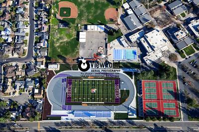 Tokay High School Athletic Field Complete