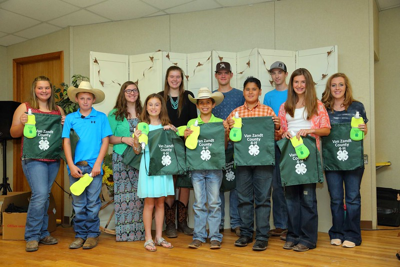 4-H Banquet & Awards  8/4/16
