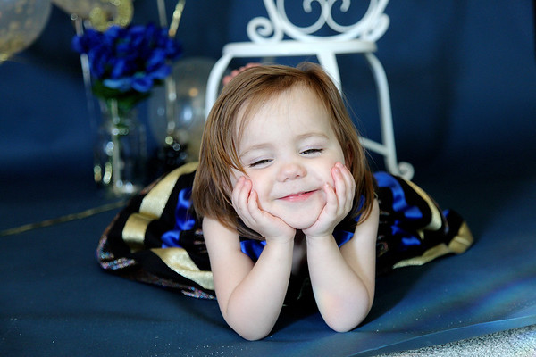 Photography: Bria-3 Years