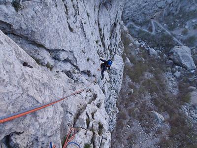 04 07 Paklenica Rock Climbing