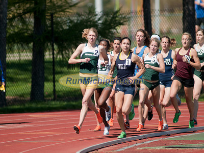 1500M Afternoon Section - 2012 Spartan Invite