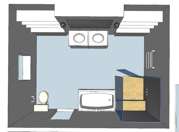 layout first floor second floor