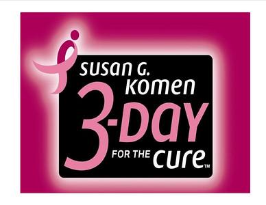 Susan G Koman 3 Day