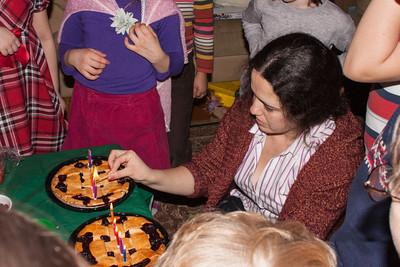 Shosha-Jasha Birthday