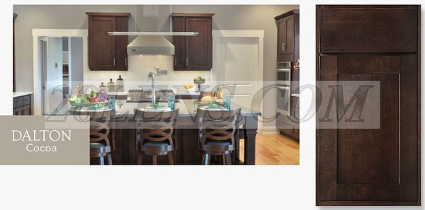 River Run Cabinetry - Door Styles
