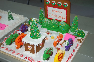 Gingerbread Houses 2005