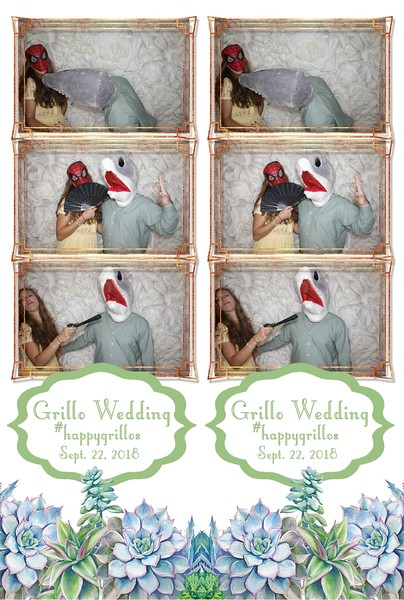 Grillo Wedding 2018