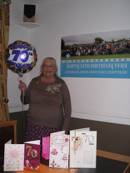 Vera's Birthday 2012