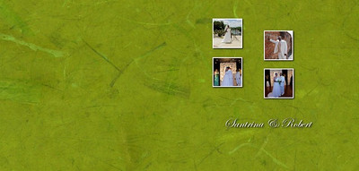 Santrina & Robert's PhotoBook