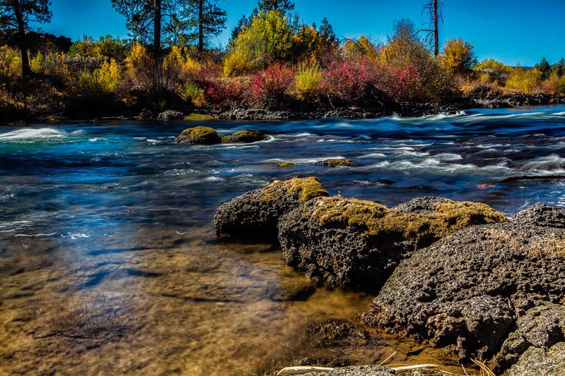 Decshutes River