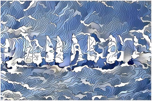 ITALY LAKE - Garda Lake Fantasy
