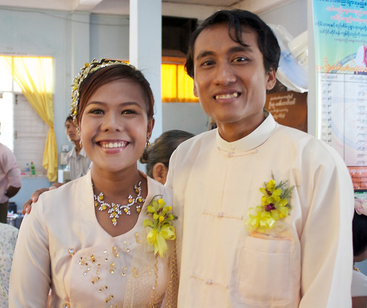 Yangon Weddings