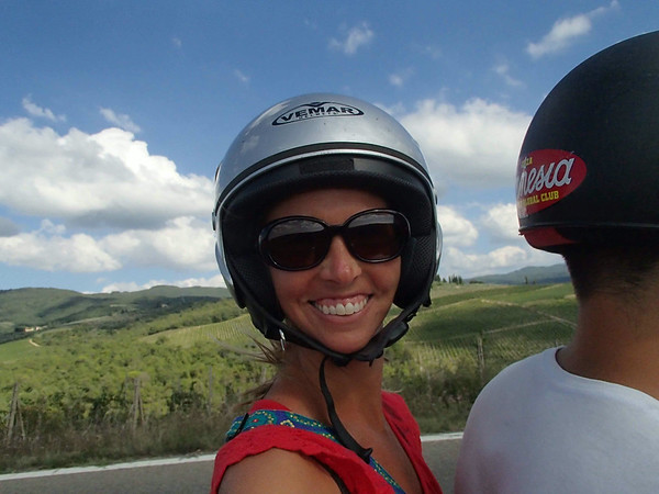 Tuscany by Scooter!