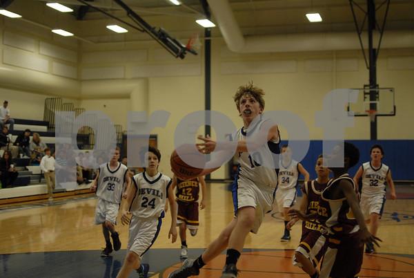 Basketball - Middle School