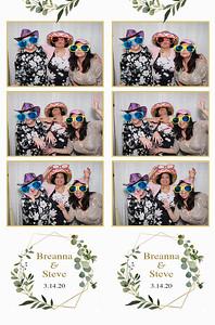 3/14/20 - Breanna & Steve Wedding