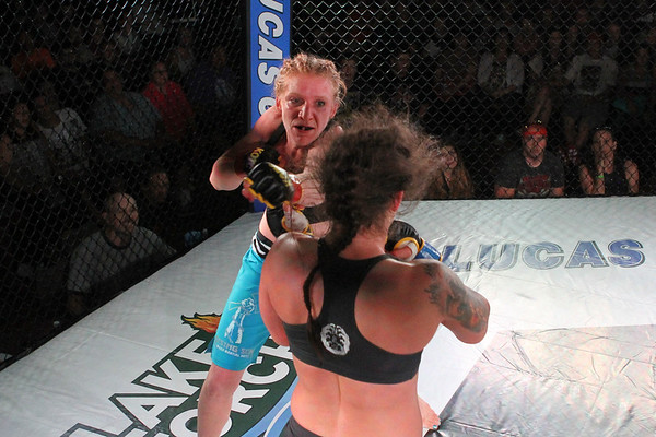 Moriel Charneski vs Shanna Young